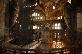 Hagia Sophia jednak meczetem?